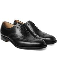 Church's - Berlin Leather Wingtip Brogues - Lyst