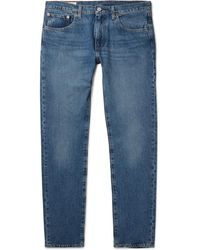 Levi's - 512 Slim-fit Tapered Cotton-blend Denim Jeans - Lyst