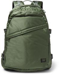 Porter Tanker Padded Shell Backpack - Green