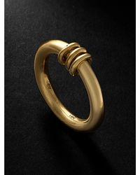 Spinelli Kilcollin Sirius Max Gold Ring - Metallic