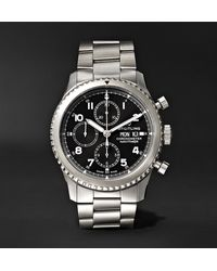 Breitling Navitimer 8 Automatic Chronograph 43mm Steel Watch, Ref. No. A13314101b1a1 - Black