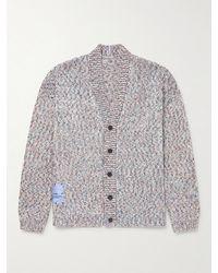 McQ Breathe Cotton Cardigan - Multicolour