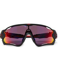 Oakley Jawbreaker Prizm Road Acetate Sunglasses - Black