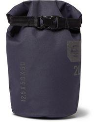 Herschel Supply Co. Dry Tarpaulin 2l Tote Bag - Blue