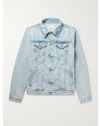 FRAME Heritage Denim Jacket - Blue