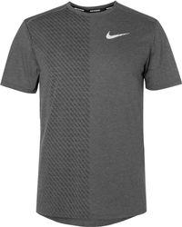 Nike - Tailwind Dri-fit T-shirt - Lyst