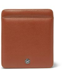 Rapport London Full-grain Leather Watch Case - Brown