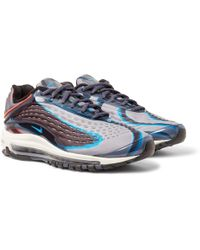 f7cf8559a43d3 Nike - Air Max Deluxe Printed Neoprene And Rubber Sneakers - Lyst