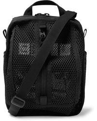 Cav Empt Mesh Side Bag - Black
