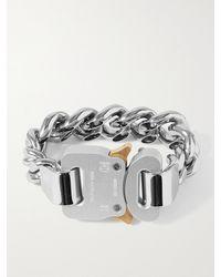 1017 ALYX 9SM Hero 4x Silver And Gold-tone Bracelet - Metallic