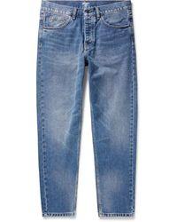 Carhartt WIP Newel Tapered Denim Jeans - Blue