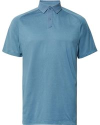 Under Armour - Striped Threadborne Heatgear Golf Polo Shirt - Lyst