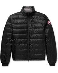Canada Goose - Lodge Packable Quilted Nylon-ripstop Down Jacket - Lyst