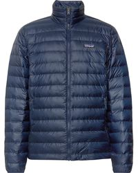 Patagonia - Quilted Ripstop Down Jacket - Lyst