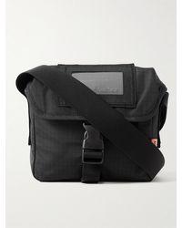 Acne Studios Nylon-ripstop Messenger Bag - Black
