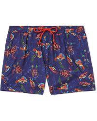 c52b0a652c884 Men's Paul Smith Beachwear - Lyst