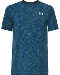 Under Armour - Mélange Threadborne T-shirt - Lyst