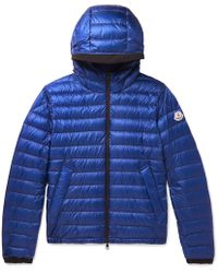 Moncler - Morvan Quilted Shell Hooded Down Jacket - Lyst