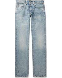 RRL - Selvedge Denim Jeans - Lyst