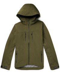 Filson Neonshell Reliance Hooded Jacket - Green