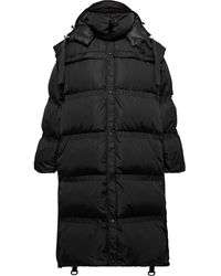 Moncler Genius 5 Moncler Craig Green Sullivan Quilted Shell Hooded Down Parka - Black