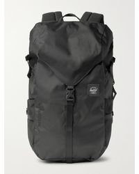 Herschel Supply Co. Barrow Large 210d Nailhead Dobby-nylon Backpack - Black
