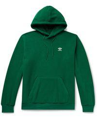 adidas Originals - Adicolor Polar Fleece Hoodie - Lyst