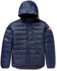 Canada Goose - Lodge Packable Shell Hooded Down Jacket - Lyst