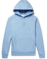 Norse Projects - Ketel Summer Classic Loopback Cotton-jersey Hoodie - Lyst