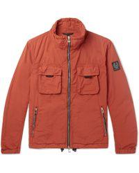 Belstaff - Pendeen Shell Jacket - Lyst