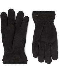 Hestra - Nathan Suede Gloves - Lyst