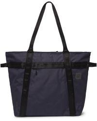 Herschel Supply Co. Alexander Tarpaulin Tote Bag - Blue