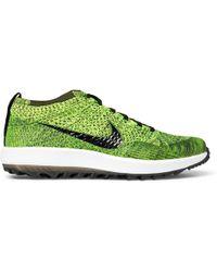 Nike - Flyknit Racer Golf Shoes - Lyst