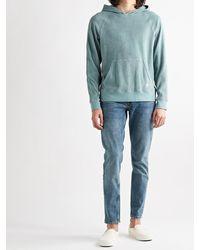 NN07 Slater Slim-fit Tapered Denim Jeans - Blue