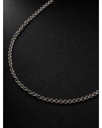 Spinelli Kilcollin Orbit Silver Necklace - Metallic
