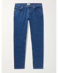 NN07 Slater Slim-fit Denim Jeans - Blue