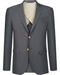 Mr Start Pitfield 2pc Suit - Grey