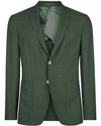 Mr Start Spring Green Pitfield Suit