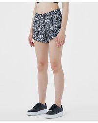 Acqua de Luxe Beachwear All The Time Shorts - Blue