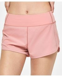 Acqua de Luxe Beachwear Movement Short Pants - Pink Clay