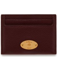 Mulberry - Plaque Credit Card Slip - Lyst