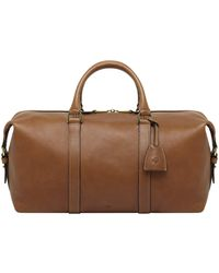 Mulberry - Small Clipper In Oak Natural Leather - Lyst