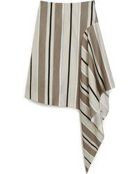 Mulberry Rosaline Skirt - Grey