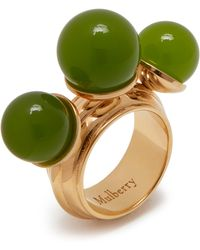 Mulberry - Beads Ring - Lyst
