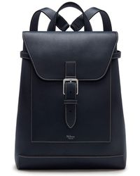 Mulberry - Chiltern Backpack In Midnight Silky Calf - Lyst