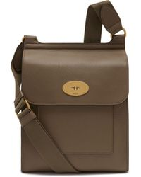 Mulberry - New Antony In Clay Small Classic Grain - Lyst