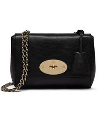 Mulberry Lily Medium Natural Leather Crossbody - Brown