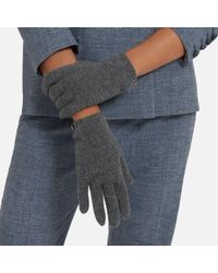 Mulberry - Cashmere Gloves - Lyst