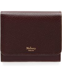 Mulberry - Small Continental French Purse - Lyst 010a64b90ad72