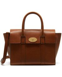 Mulberry - Small Bayswater Double Zip Tote - Lyst